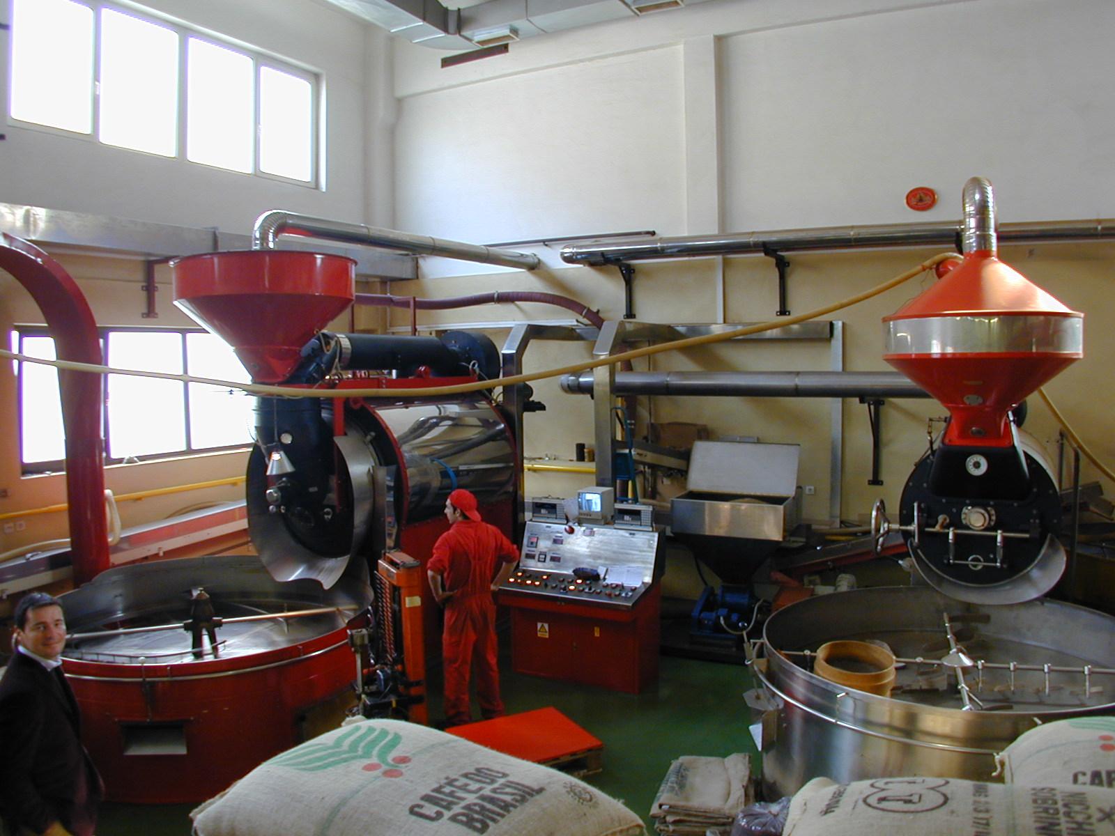 Macchine per torrefazione caffè usate
